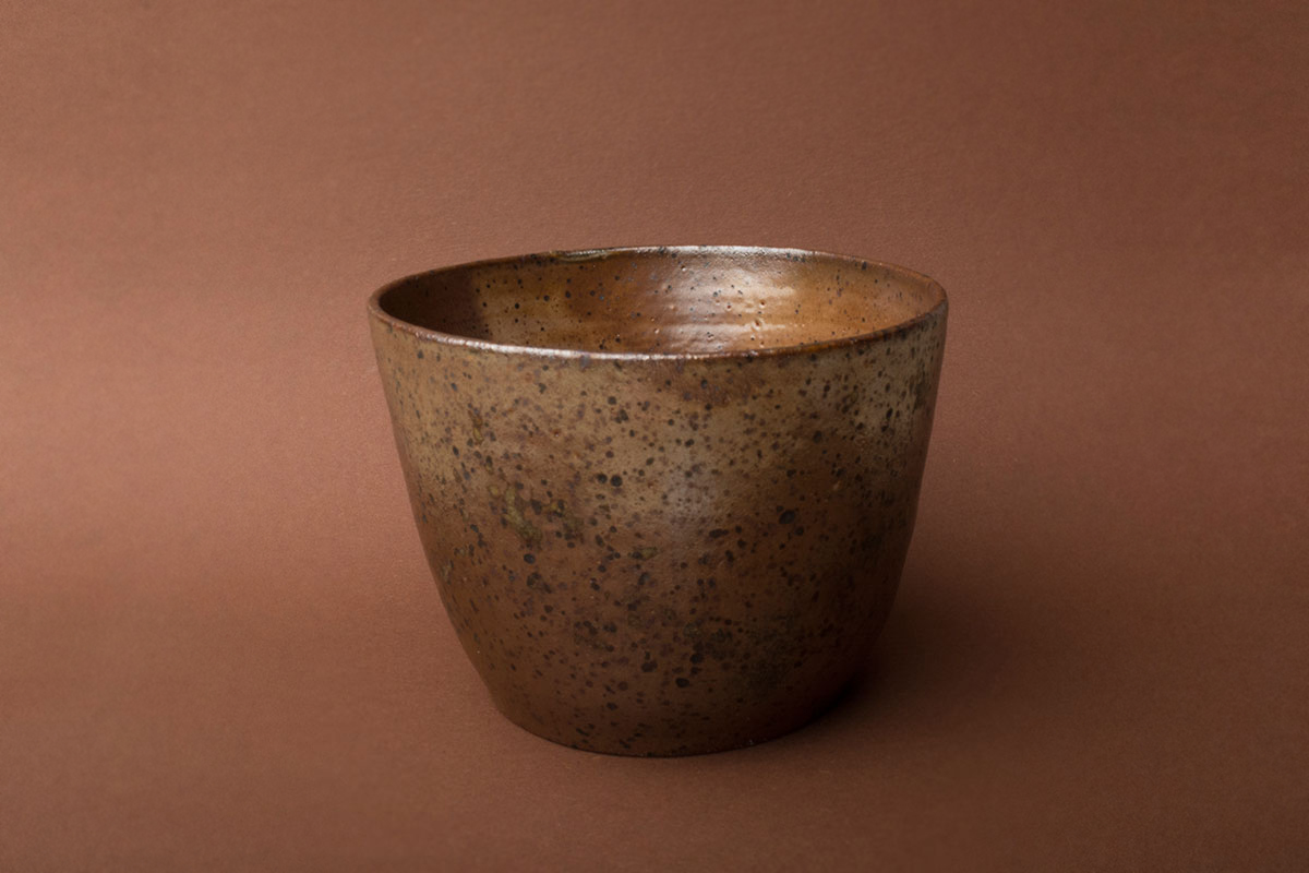 gas-kiln bowl